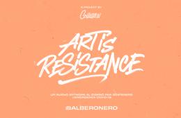 Art is Resistance – Alberonero