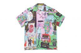 Jean-Michel Basquiat x WACKO MARIA