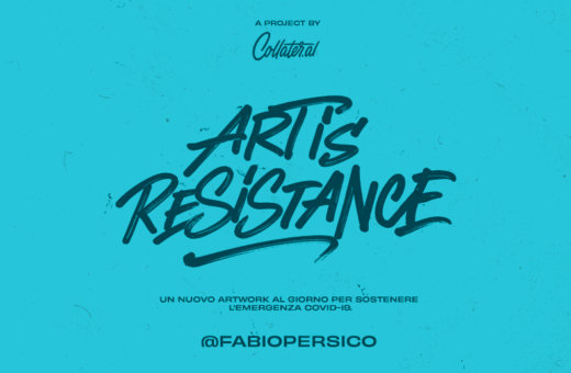 Art is Resistance – Fabio Persico
