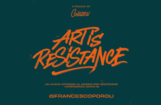 Air is Resistance – Francesco Poroli
