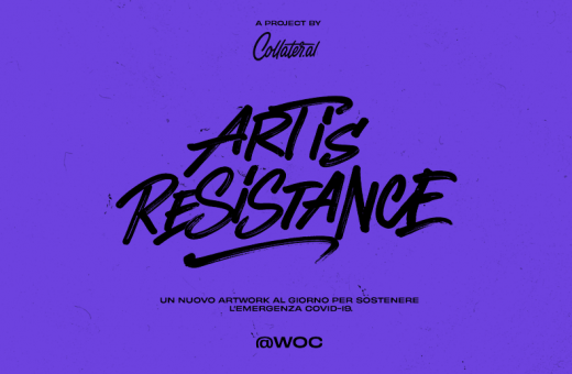 Art is Resistance – WOC