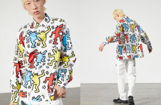 Ètudes x Keith Haring – Spring/Summer 2020