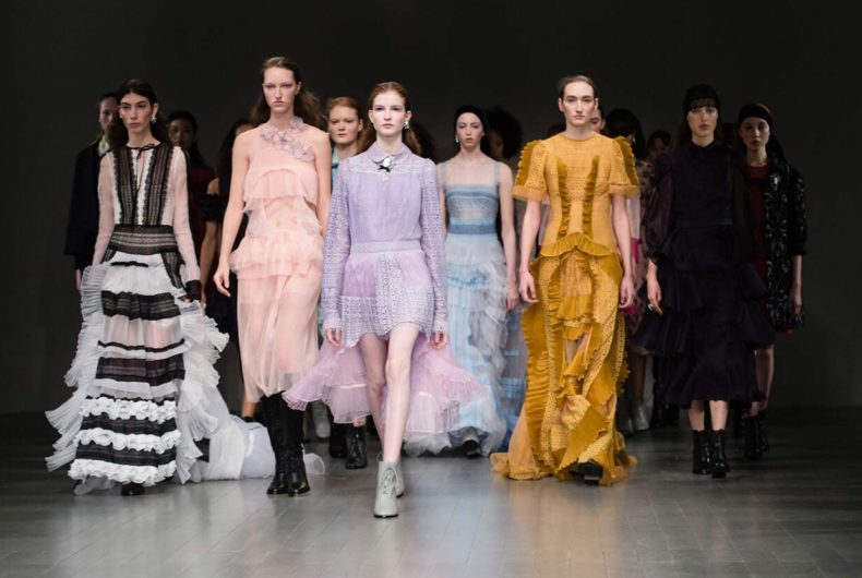 The democratisation of the new London Fashion Week