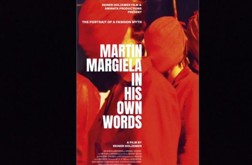 The docu on Martin Margiela will be released in a few days