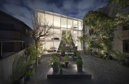 Stairway House, l'ultimo progetto di Nendo