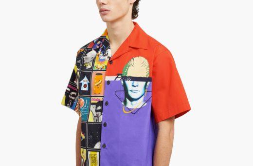 Prada Bowling Shirts