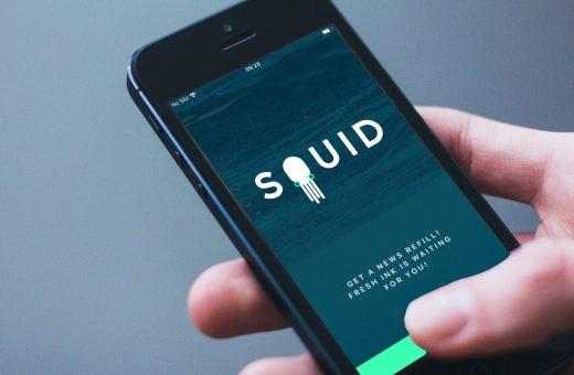 Da oggi puoi leggerci anche su Squid!