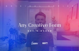 Any Creative Form | David Doran