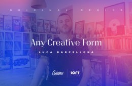 Any Creative Form | Luca Barcellona