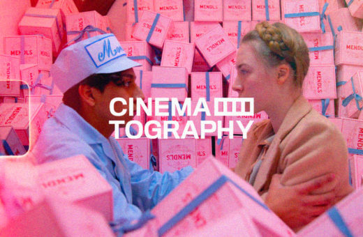 Cinematography – Grand Budapest Hotel