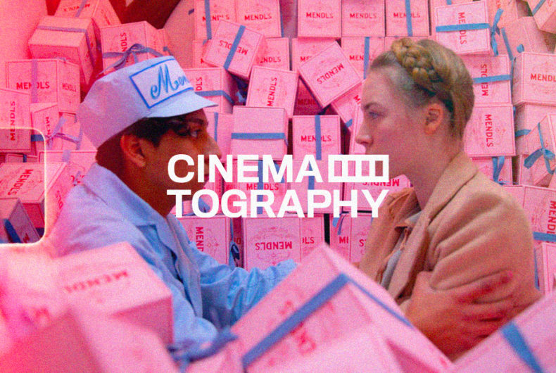 Cinematography – The Grand Budapest Hotel