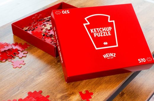 Heinz Ketchup and the hardest puzzle ever