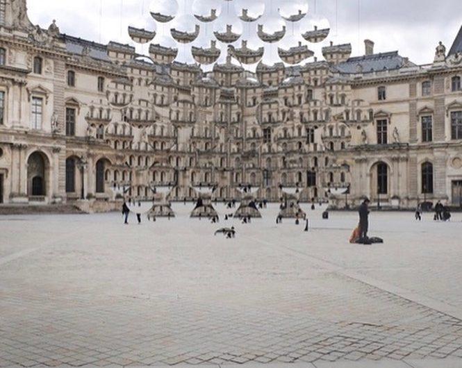"""""""Slow lens"""", il Louvre sotto un'altra lente"""