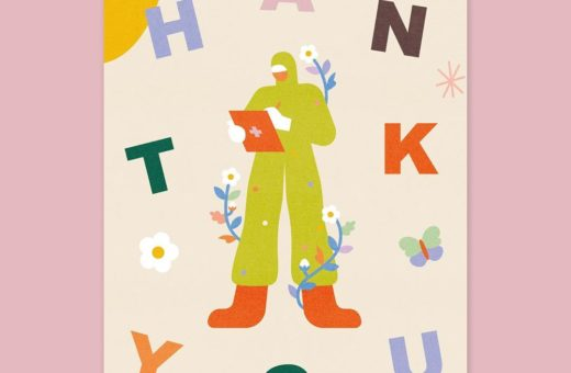 """""""Thank you project"""" the illustrations by Tillanelli Studio"""