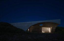 La casa-scultura progettata da Aires Mateus