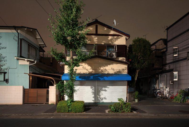 Le periferie giapponesi nelle foto di Alessandro Zanoni