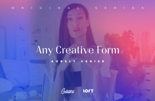 Any Creative Form | Aurely Cerise