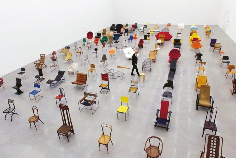 Chair Times, il documentario che racconta la storia della sedia