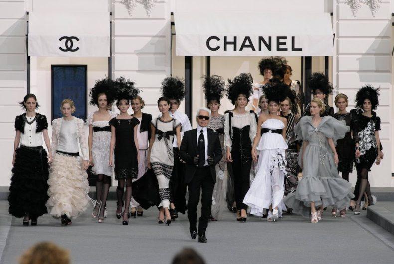 Le 5 campagne più belle di Chanel scattate da Karl Lagerfeld