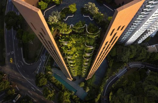 Eden, a vertical garden for Singapore