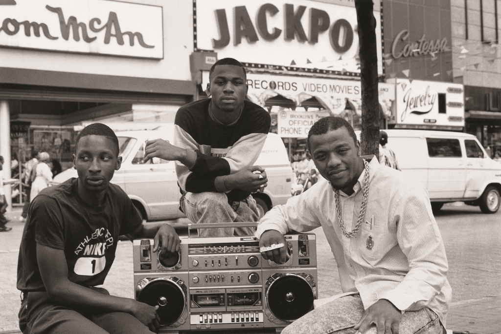 Jamel Shabazz: Street Photographer