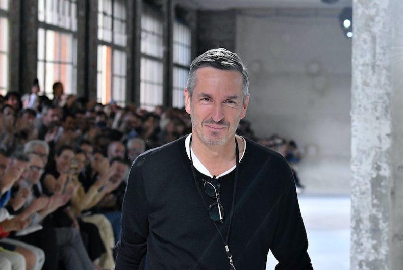 La lettera aperta di Dries Van Noten al mondo della moda