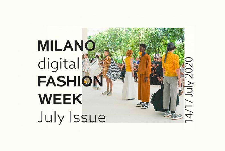 La prima Milano Digital Fashion Week
