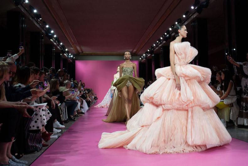 La Paris Couture Week 2020 si svolgerà a luglio e sarà digitale