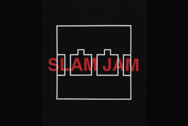 La capsule collection di Slam Jam in collaborazione con TTT