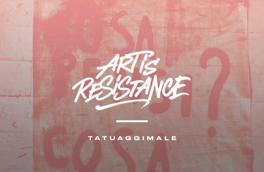 Art Is Resistance – Tatuaggimale