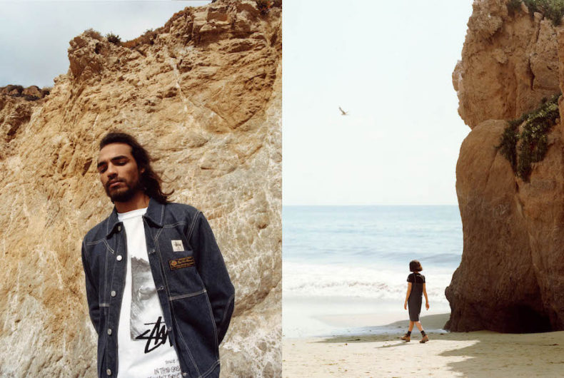 La capsule collection di Matthew M. Williams e Stüssy