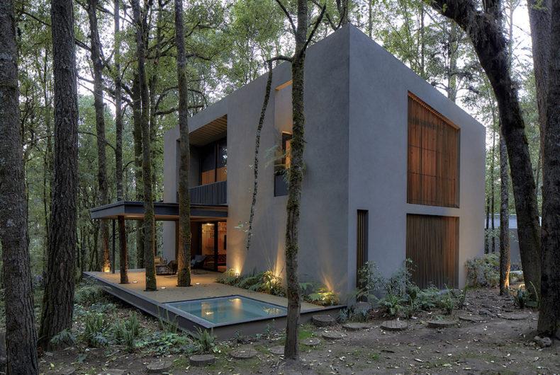 """""""Rancho San Simón"""" l'ultimo progetto dello studio Weber"""
