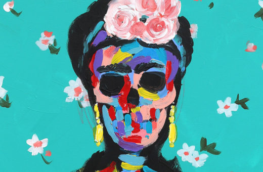 The colored skeletons of Bradley Theodore