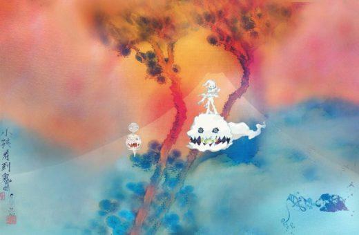 Kids See Ghosts la serie animata di Takashi Murakami
