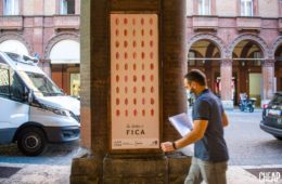 """La lotta è FICA"", CHEAP's public art project"