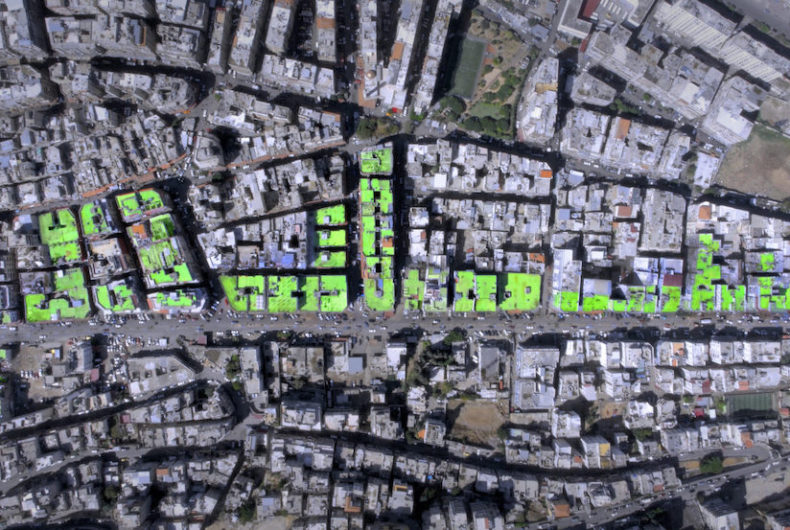 """Operation Salam"", un murales di 1,3 km per la pace"