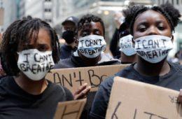 Le immagini delle manifestazioni in America dopo la morte di George Floyd