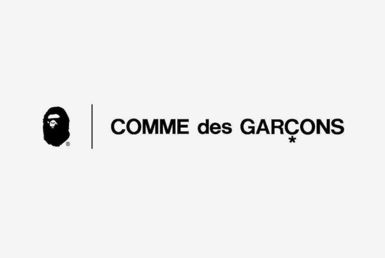BAPE presenta la collaborazione con COMME des GARÇONS