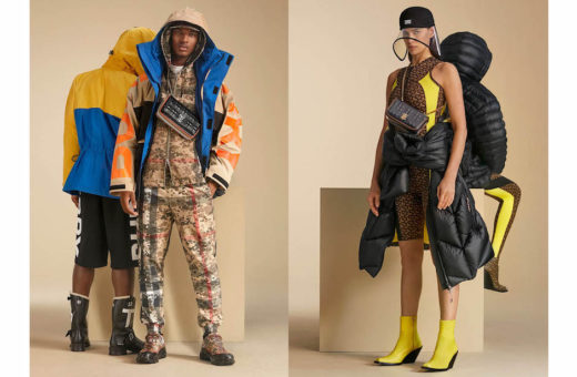 Burberry presenta la pre-collection FW20