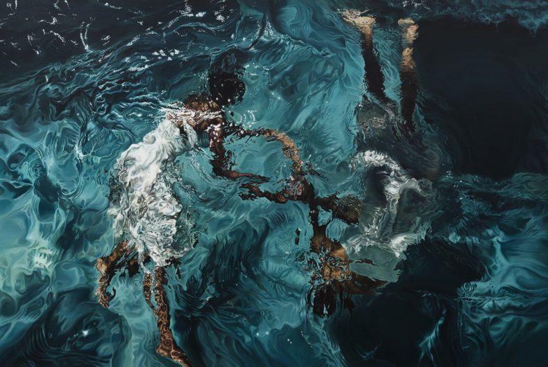 Calida Garcia Rawles, dipingere la libertà