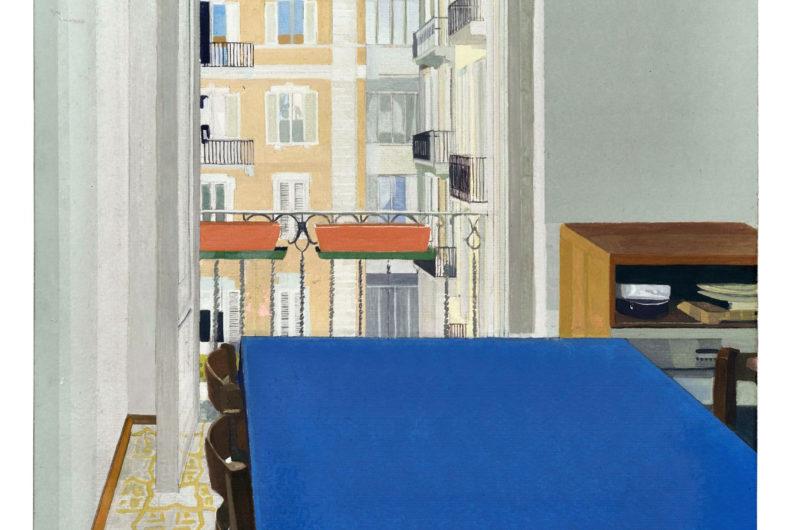 L'Italia raccontata dai dipinti di Clara Rubin