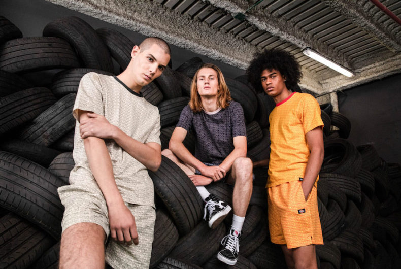 Dickies' All Over Print collection for SS20