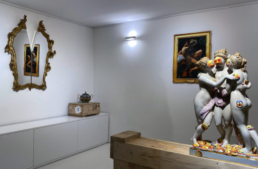 Dope Baroque, la mostra collettiva alla Plan X Art Gallery