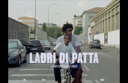 """Patta presenta il cortometraggio """"Ladri di Patta"""""""