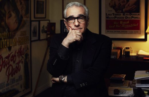 Martin Scorsese and the short shot during lockdown