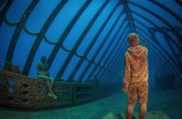 MOUA, il museo d'arte subacqueo