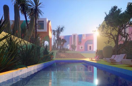 Sonora Art Village, un'oasi tra sogno e realtà