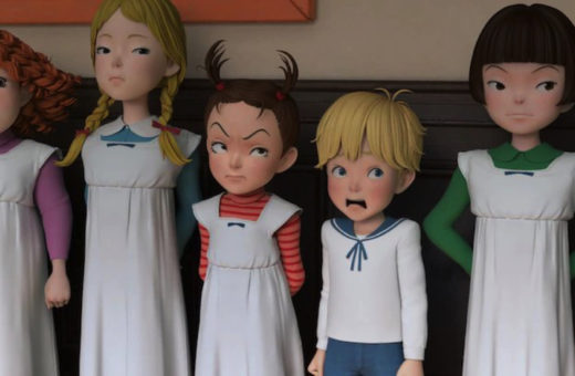The first images of the next film by Studio Ghibli