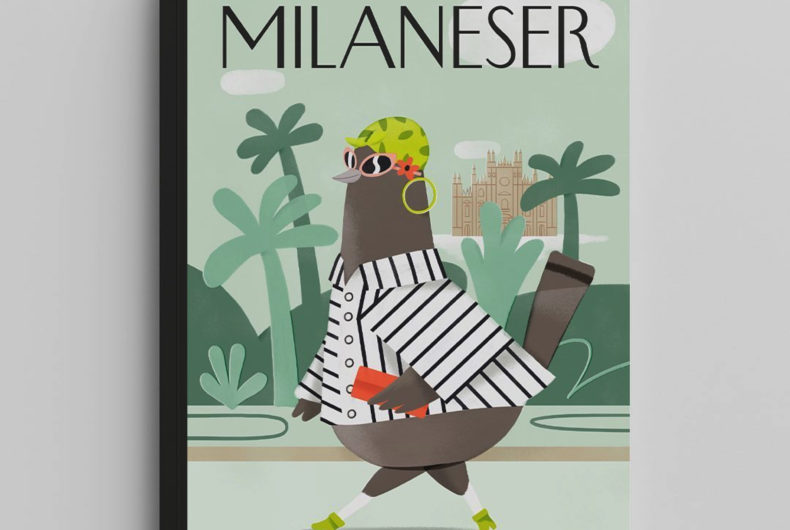 The Milaneser, the imaginary magazine dedicated to Milan