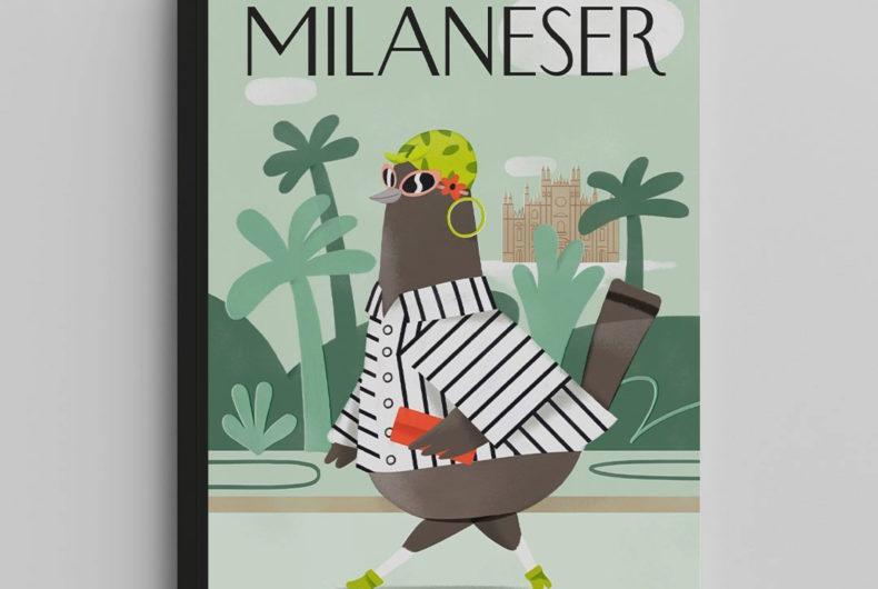 The Milaneser, la rivista immaginaria che racconta Milano